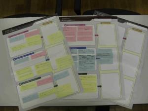 work-sheet