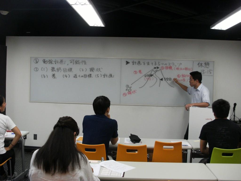 夢を叶える受験勉強セミナー